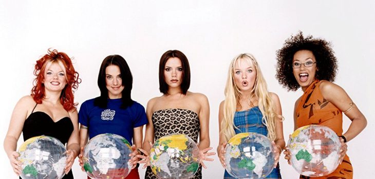 la posible reaparición de las Spice Girls