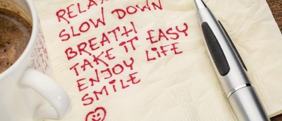 consejos para reducir el estres